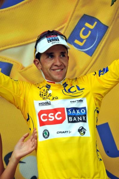A Tour de France trikói
