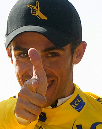 Contador victory logo