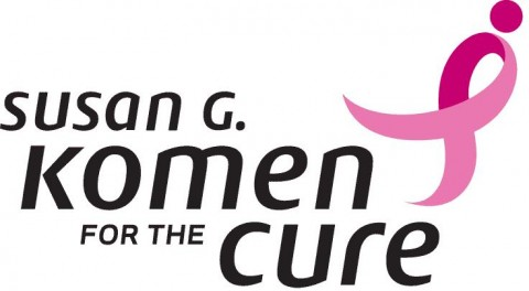 A Susan G. Komen alapítvány logója