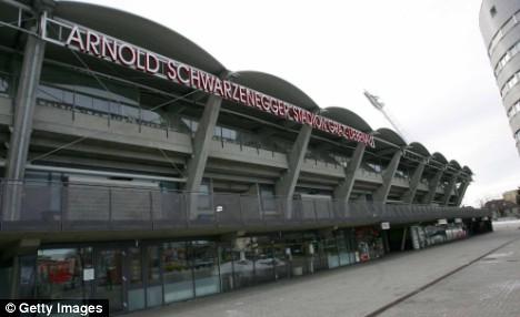 Arnold Schwarzenegger Stadion