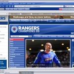 Glasgow Rangers témájú böngésző