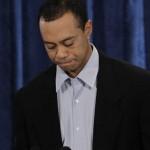 Tiger Woods közel három hónap szünet után nyilatkozott újra