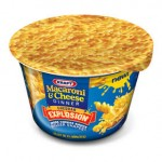 Kraft Macaroni and Cheese - Cheddar Explosion
