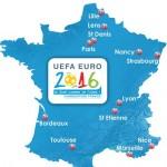 Euro 2016 logó