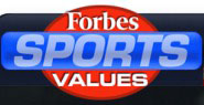 Forbes Sports Values logo