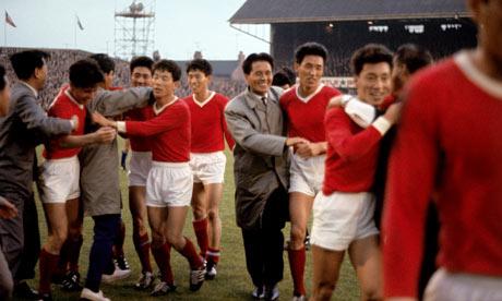 Észak-Korea együttese 1966-ban