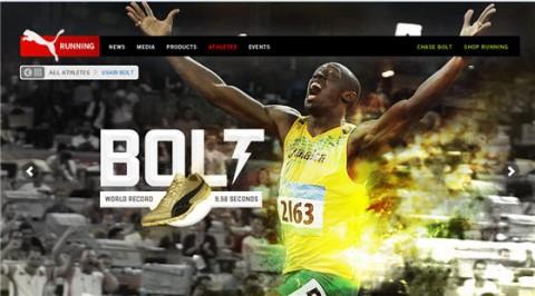 Usain Bolt rekordösszegű szerződést kötött a Pumával