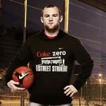 Coke Zero hirdetés Rooneyval