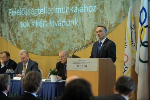 Borkai Zsolt a MOB új elnöke