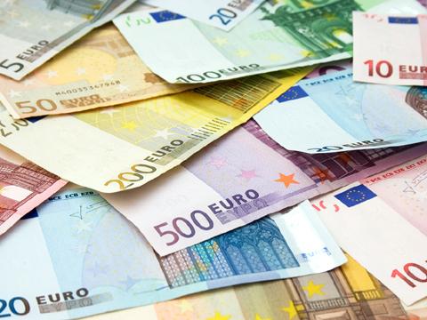 Euro halom