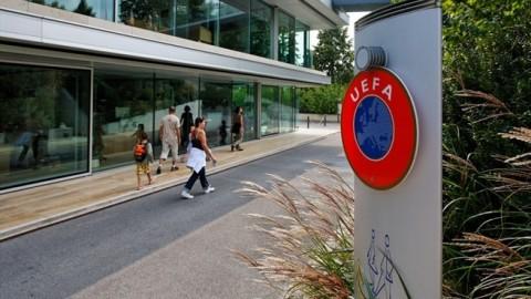 Az UEFA központja