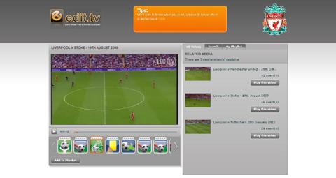 Liverpool Edit TV