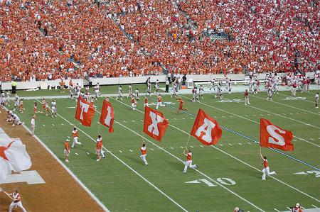 Saját ESPN-csatornát kap a Texasi Egyetem