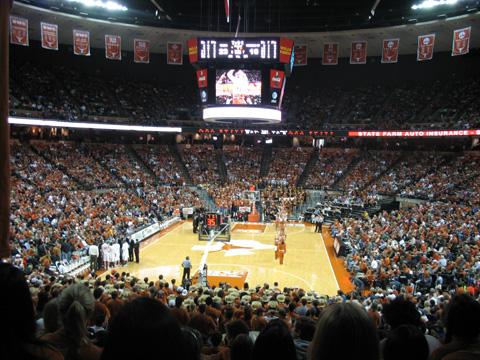 Texas Longhorns kosárlabda