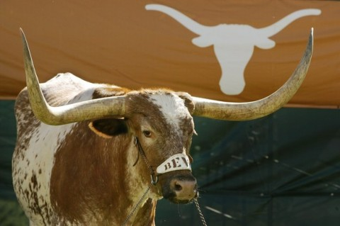 Texas Longhorns logó