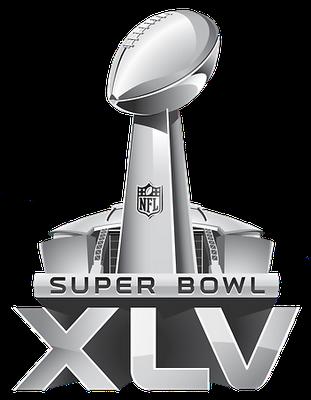 A Super Bowl 2011 hivatalos logója