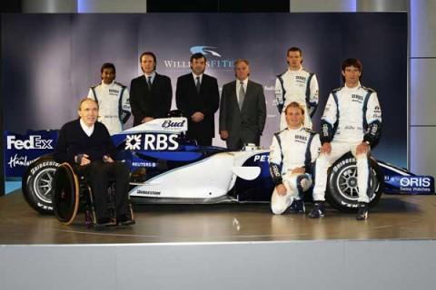 A Williams F1