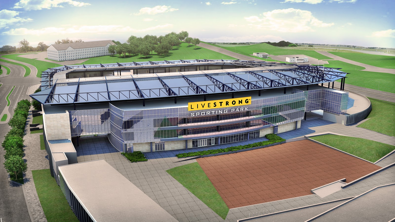 Ingyen kapott stadion névadói jogot a Livestrong alapítvány
