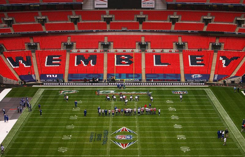 Az NFL lockout még érvényben, de már őszi londoni vendégszereplést szerveznek