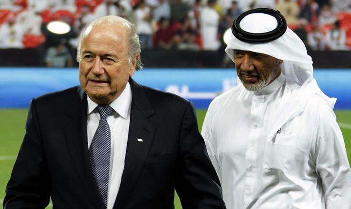 FIFA: elnökválasztás előtt