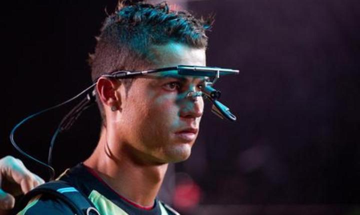A Castrol filmre vitte Cristiano Ronaldo tudományos tesztjét