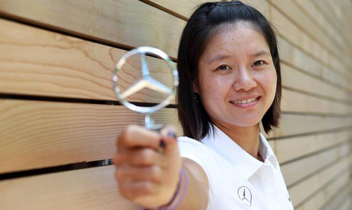 Li Na a női tenisz új kereskedelmi csillaga