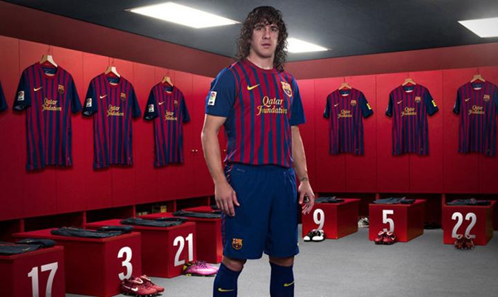 A Barcelona-klubtagok megszavazták a mezreklámot