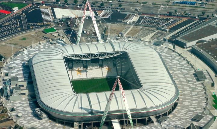Gazdasági fellendülést hozott a Juventus-nak az új stadion
