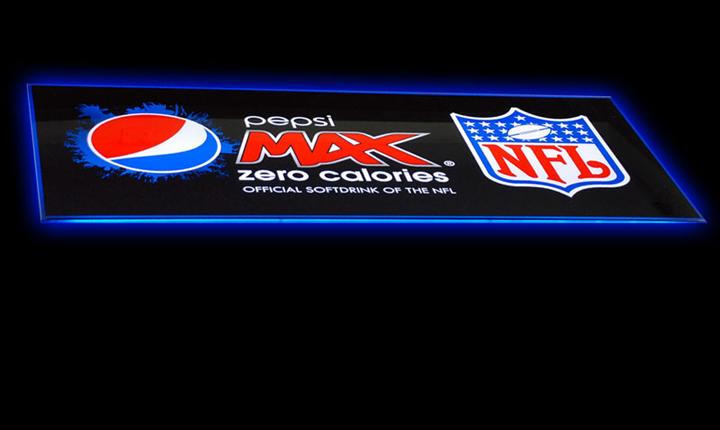 Mesés Pepsi szerződés az NFL-rajt előtt