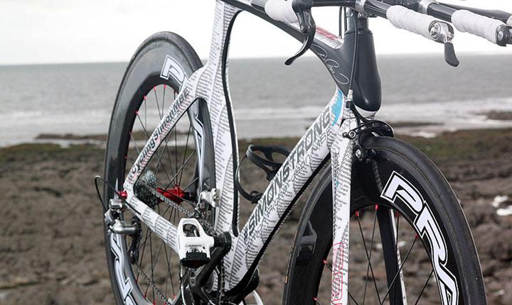 Twitteres kerékpárral várják vissza a balesetet szenvedett paralimpikont