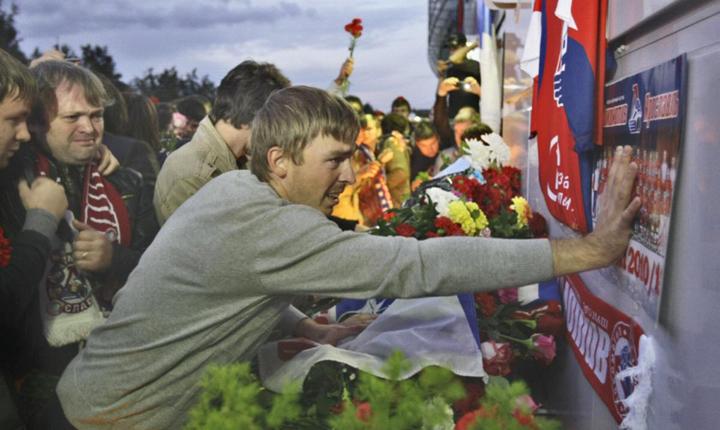 NHL-csapatok segítenek a jaroszlavli tragédiában elhunyt hokisok családjainak
