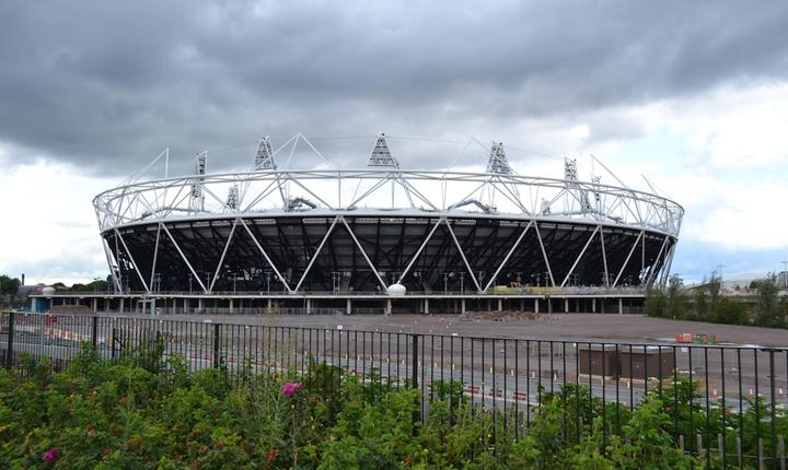 180 fokos fordulat a londoni Olimpiai Stadion ügyében