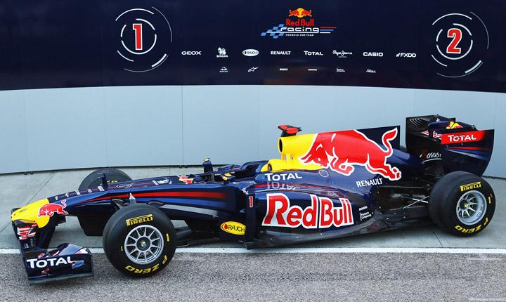 A Forma 1 sikereknek köszönhetően szárnyal a Red Bull