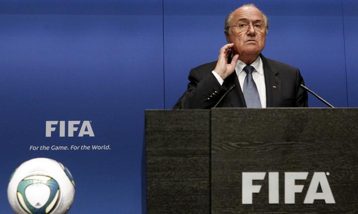 Blatter vázolta a FIFA megreformálására irányuló terveit
