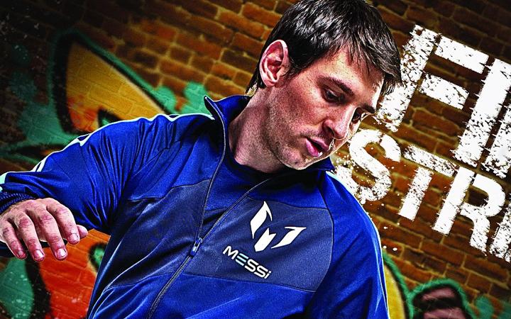 Messi EA Sports