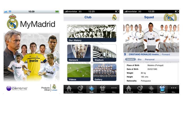 Mobilmarketing szövetséghez csatlakozott a Real Madrid