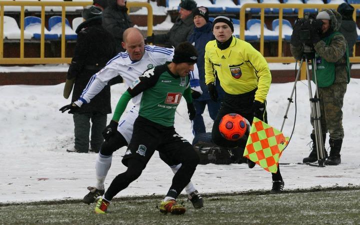 Az orosz labdarúgás utolérte a legnagyobb európai ligákat