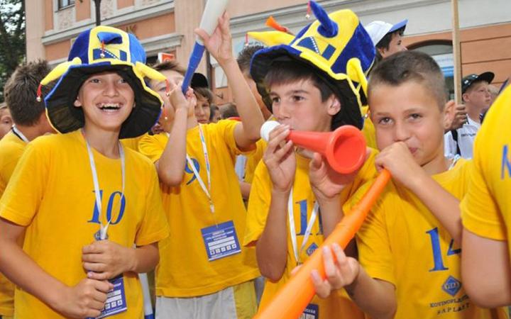 Sportmarketing az ifjúsági sportban: Youth Football Festival Kaposváron