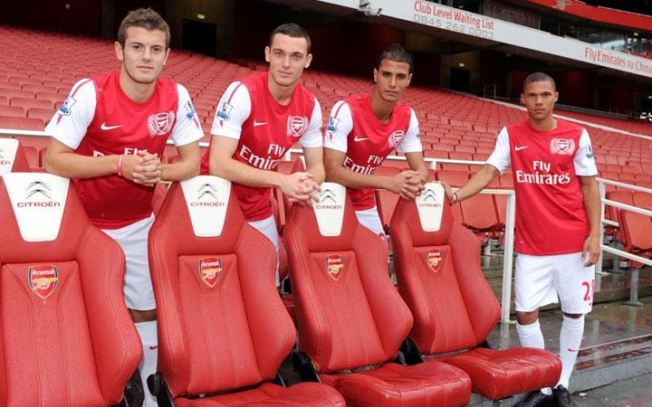 Helymeghatározáson alapuló marketinggel támad az Arsenal