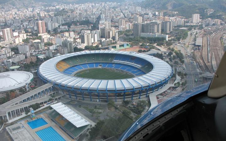 Napenergiával működő stadionok készülnek a brazil futball vb-re