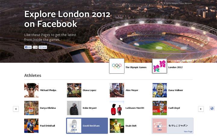 Közösségi Olimpiát rendez a Facebook