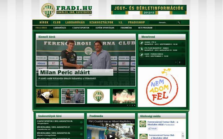 Áll a bál az FTC és a Nemzeti Sport között a Peric-hír ügyben