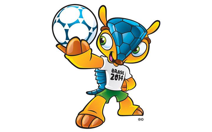 Egy matakó a brazil labdarúgó világbajnokság kabalafigurája