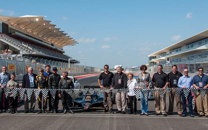 F1: versenypálya avatás Austinban