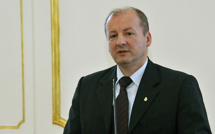 Simicskó István az új sportállamtitkár