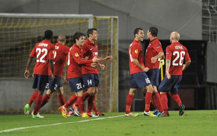 Hova sorolják a Videotont Európa futball porondján?