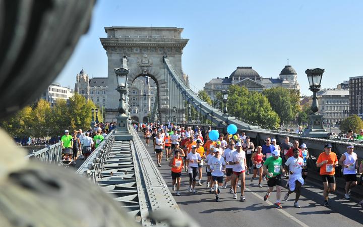 Fellendülőben a futóturizmus Magyarországon
