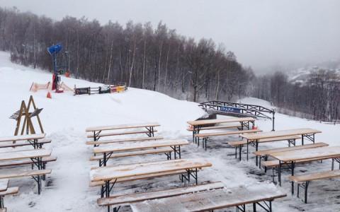 Nagy hó a Mátrában