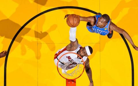 LeBron James és Kevin Durant