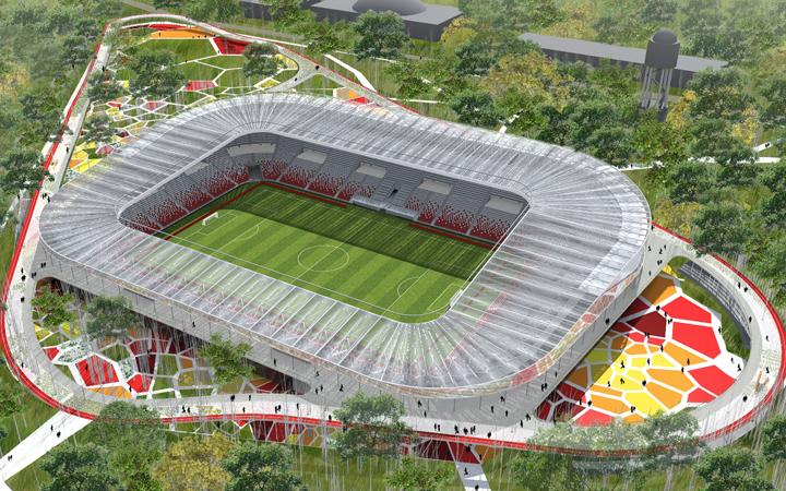 Nekünk stadion kell!